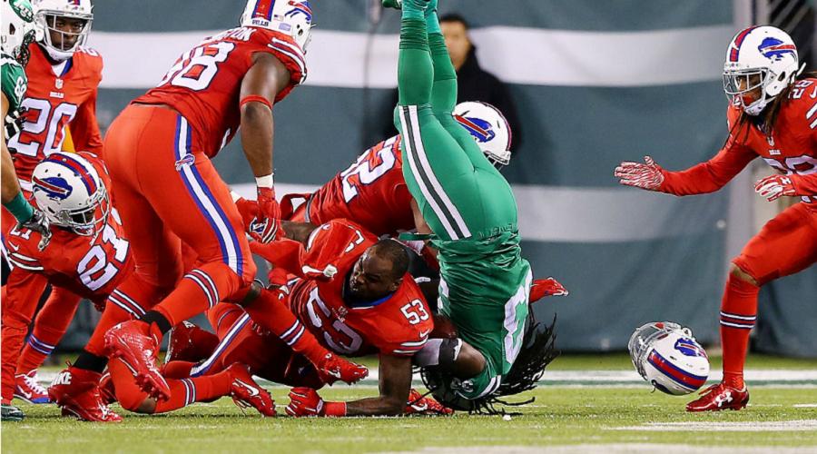 Bills vs Jets NFL Odds