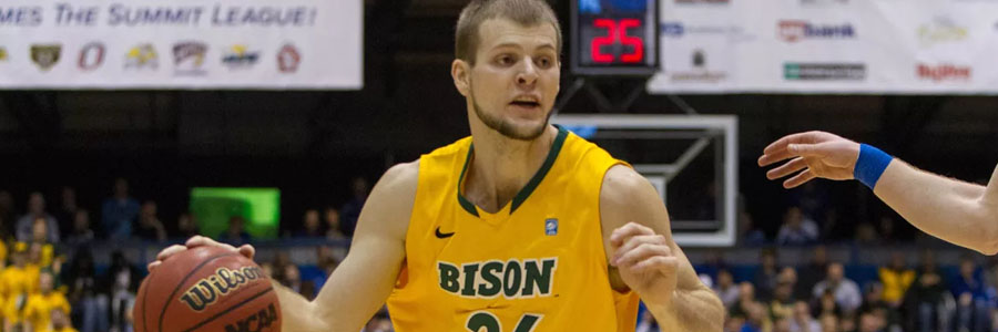 North Caolina Central vs North Dakota State is going to be a close one.