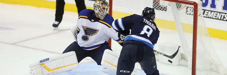Jets vs Blues Game 4 is going to be a close one.