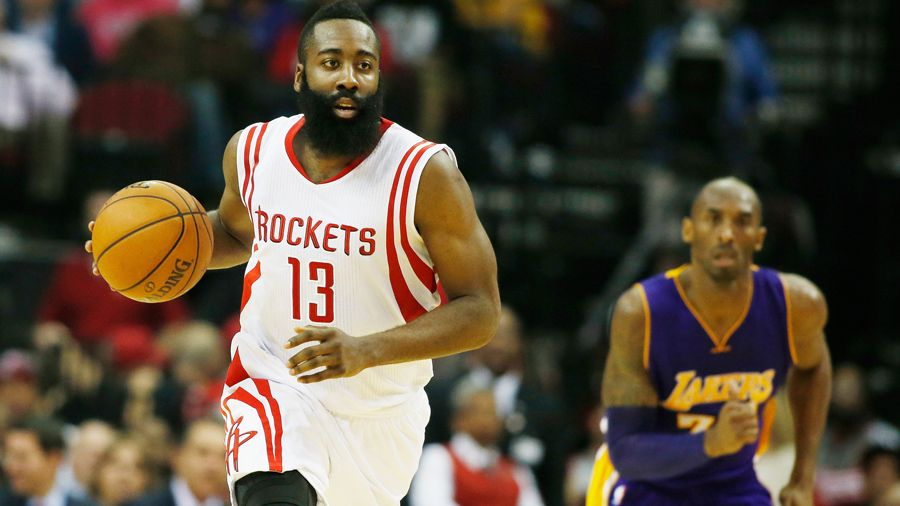 Houston will square off against the Lakers.