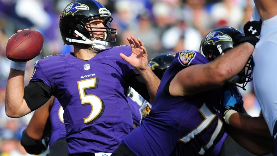 The Ravens will likely lose to the Chiefs.