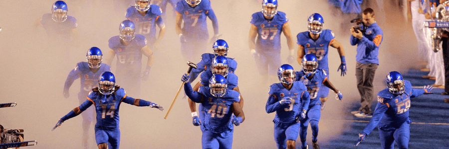 Boise State vs Northern Illinois Poinsettia Bowl Betting Preview