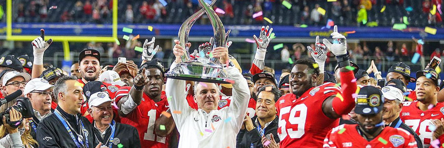 2018-19 College Football Bowls Dates, Locations & TV Channels.