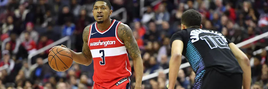 The Wizards come in as the underdog at the NBA Odds against the Warriors.