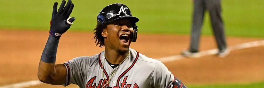 Marlins vs Braves should be a close victory for Atlanta.