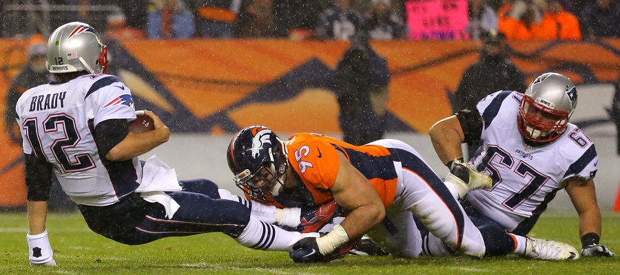 Broncos vs Patriots 2016 NFL Conference Championship Bettingt Preview