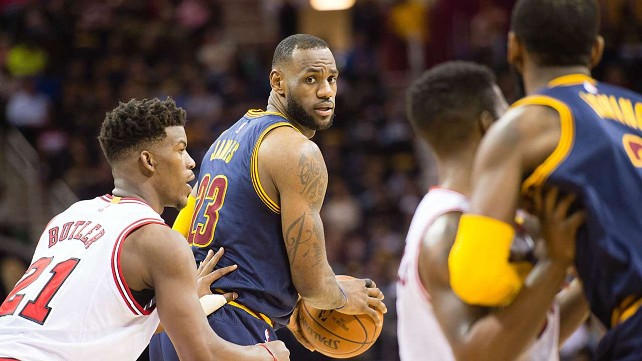 NBA Betting Preview: Chicago Bulls vs Cleveland Cavaliers Game 4