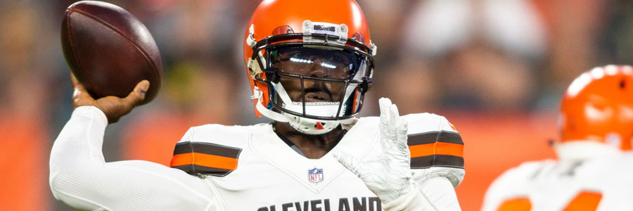 Browns vs Saints NFL Week 2 Lines & Prediction.