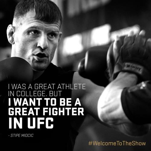 UFC Miocic - Hunt 2015