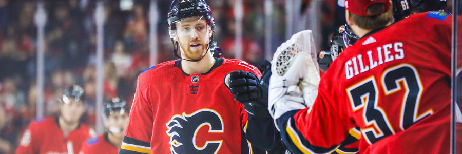 Flames vs Avalanche 2019 Stanley Cup Odds & Pick for Game 4.