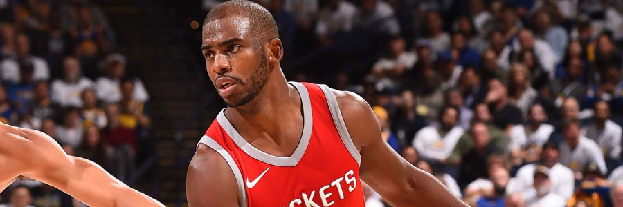 CP3 is one of the reasons why the Rockets dominate the NBA Lines.