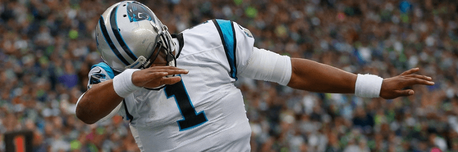 Cam Newton is looking at the Cardinals as a stepping stone on his way to the Super Bowl.