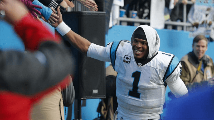Cam Newton is well on his way to be NFL MVP and a Super Bowl win would just catapult that.