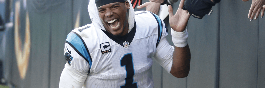 Panthers Betting NFL Odds
