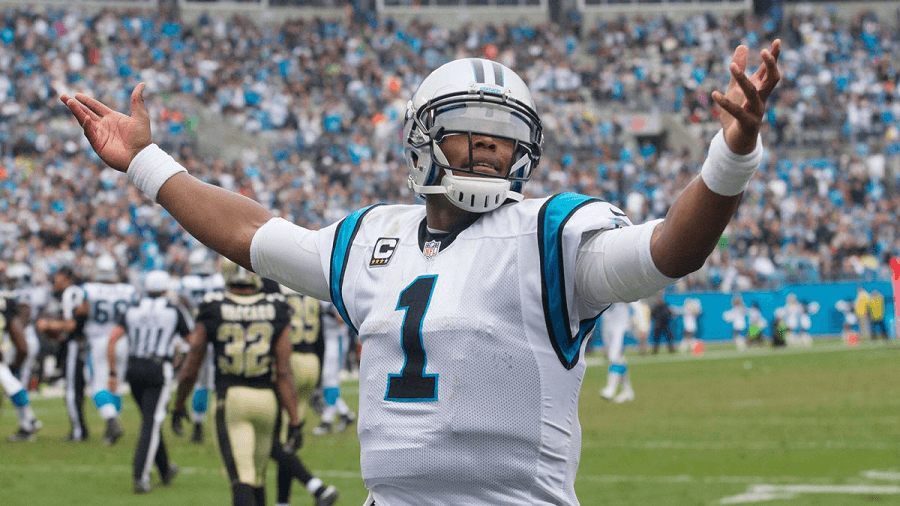 Cam Newton has a good reason for not playing in the Pro Bowl, he's going to the Super Bowl.