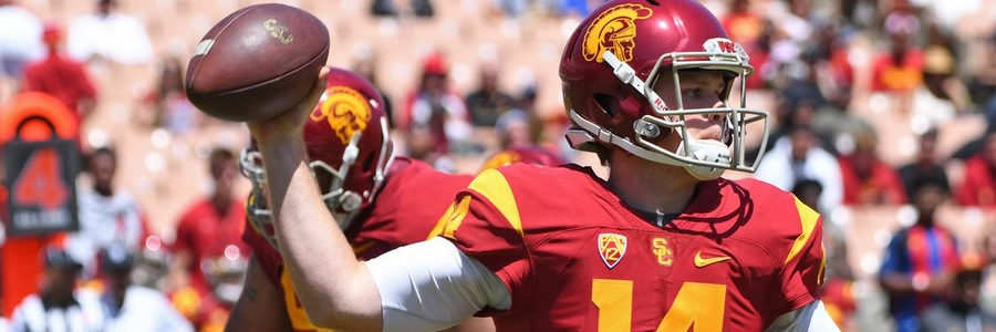 Are the Trojans a safe bet in NCAAF lines against Stanford?