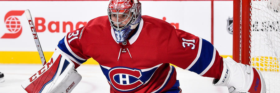 The Canadiens should come as solid NHL Betting favorites against the Islanders.