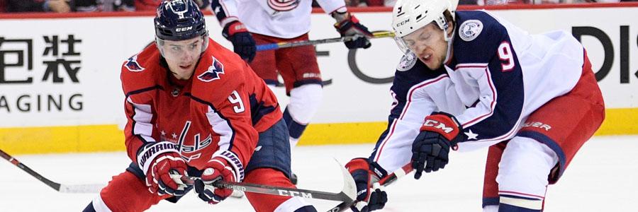 Capitals vs. Blue Jackets Game 4 NHL Odds & Expert Pick.