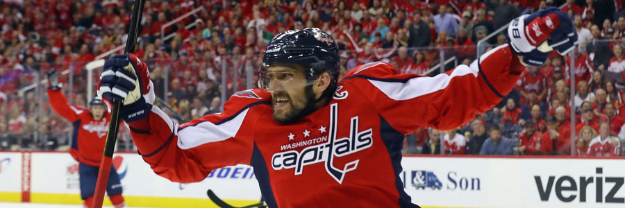 Hurricanes vs Capitals is going to be a battle.