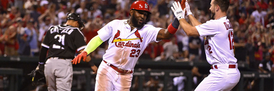 The Cardinals are in command of the MLB Odds for Tuesday Night.