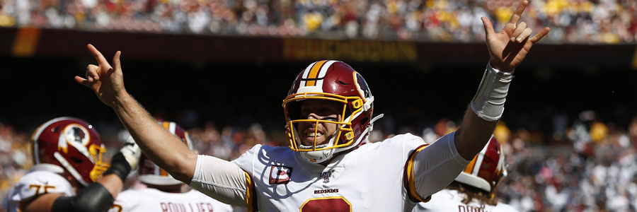 Bears vs Redskins should be a tough one for Washington.