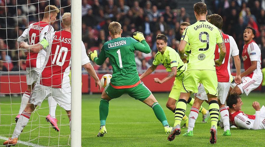 Celtic vs Ajax