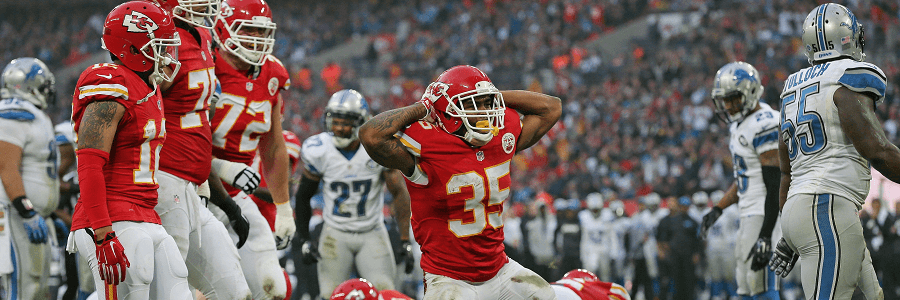 If there's a team that has proven to be able to do anything this season it's the Chiefs.