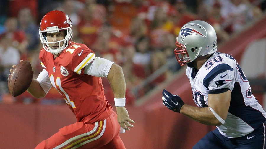 Chiefs vs Patriots Odds and Lines 2016 Playoffs