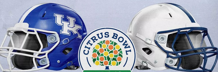 Kentucky vs Penn State 2019 Citrus Bowl Odds & Expert Pick.