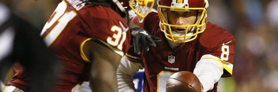 NFL Week 14 Betting Odds Washington At Philadelphia