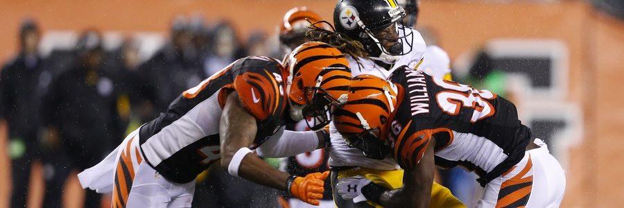 DEC 08 - NFL Week 14 Free Picks Cincinnati At Cleveland