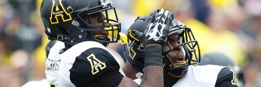 DEC 14 - Week 17 College Football Betting Lines Appalachian State Vs Toledo