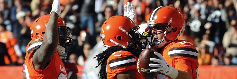 DEC 15 - Week 15 NFL Betting Odds Cleveland At Buffalo