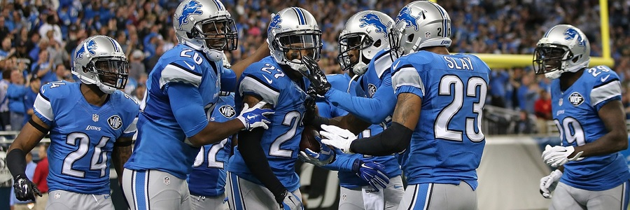Lions Are Big NFL Week 10 Betting Favorites Against Browns