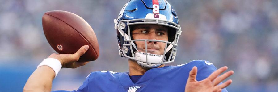 Giants vs Buccaneers 2019 NFL Week 4 Odds, Game Info & Prediction.