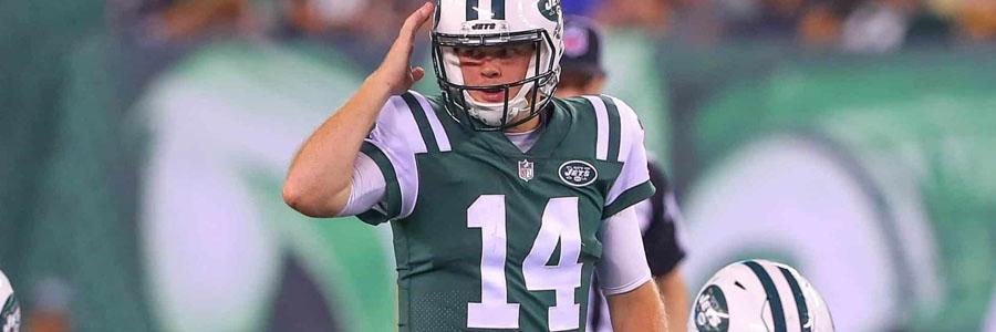Jets vs Redskins 2018 NFL Preseason Week 2 Lines & Prediction.