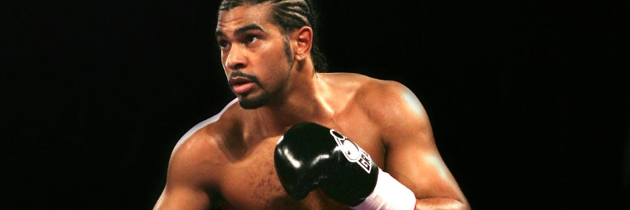 David Haye is not a safe Boxing Betting pick for this week.