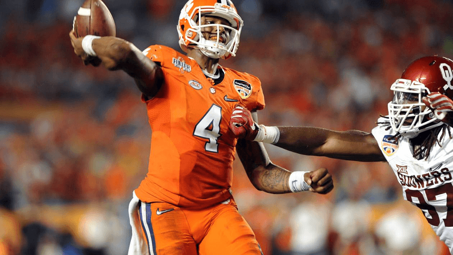 Deshaun Watson wants to prove that he could've also been a perfect Heisman winner.