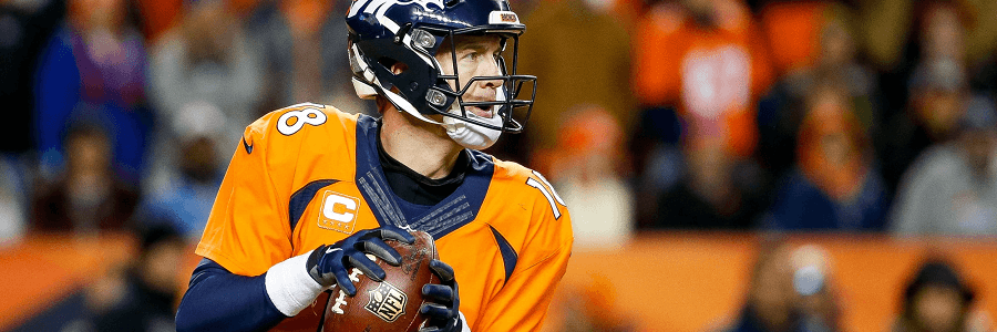 Peyton Manning is back and will be looking to go all the way to Arizona.