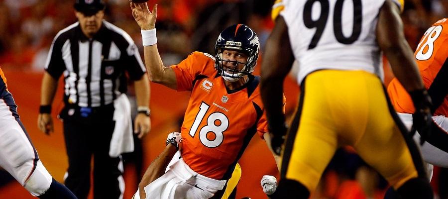 Denver Broncos vs Steelers Divisional Round
