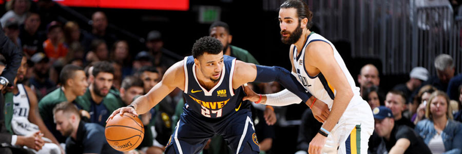 Jazz vs Nuggets NBA Betting Lines & Game Analysis.