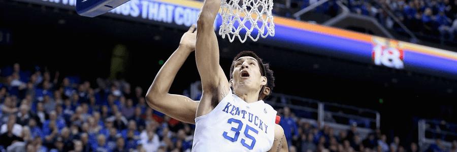 Kentucky hasn't had the season everyone expected from them.