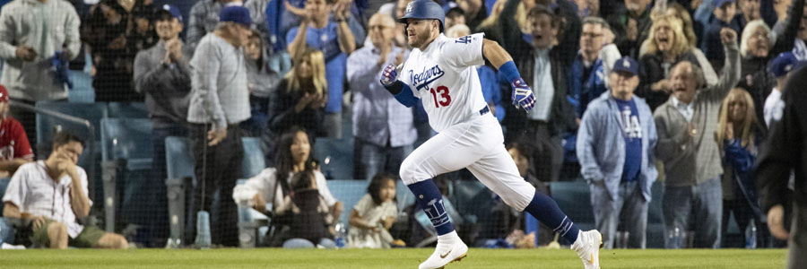 Nationals vs Dodgers 2019 NLDS Game 2 Betting Lines & Preview.