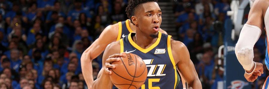 NBA Lines & Game 2 Preview: Utah at Oklahoma