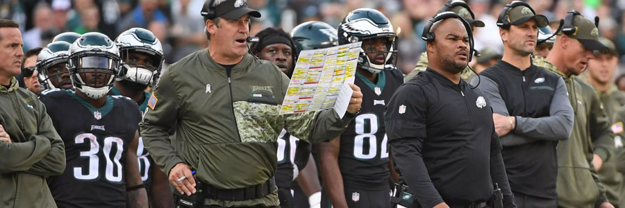 Despite not having Carson Wentz, the Eagles are up front at the NFL Spread for Week 16