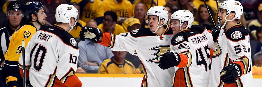 Anaheim vs Nashville NHL Playoffs Game 4 Odds Analysis