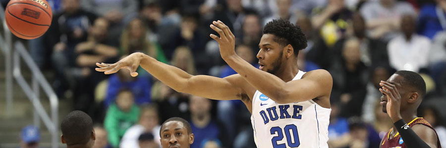 Wake Forest vs Duke should be an easy victory for the Blue Devils.