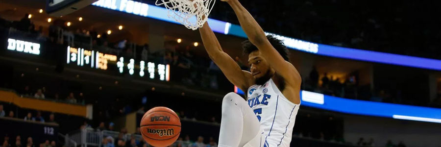 Updated NCAA Basketball Championship Odds – March 21st