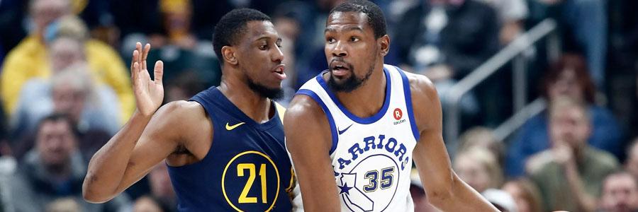 Kings vs Warriors NBA Odds, Preview & Expert Pick.