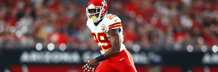 Eric Berry will be gunning for Brady's long passes.